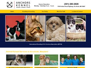 Anchors Kennels | Boarding