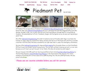 Piedmont Pet | Boarding