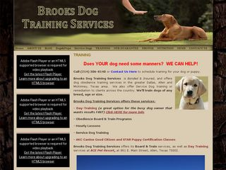 Brooks Labradors LLC | Boarding