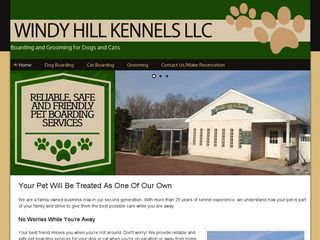 Windy Hill Kennels Allentown