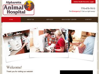 Alpharetta Animal Hospital | Boarding