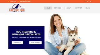 Jump Start Dog Training Alpharetta