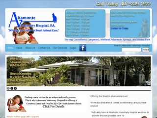 Altamonte Veterinary Hospital Altamonte Spring