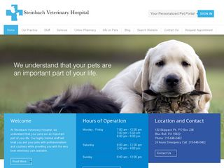 Steinbach Veterinary Hospital Ambler