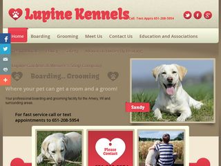 Photo of Lupine Kennels in Amery