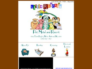 Little Rascals Pet Motel and Resort Anderson