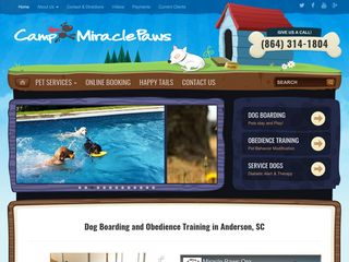 Miracle Paws Org  | Boarding