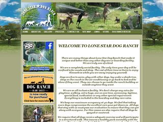 Lone Star Dog Ranch Anna