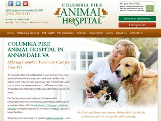 Columbia Pike Animal Hospital | Boarding