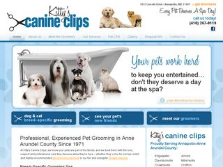 Kittys Canine Clips | Boarding