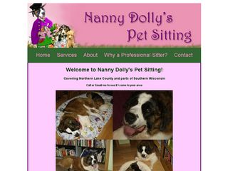 Nanny Dollys Pet Sitting Antioch