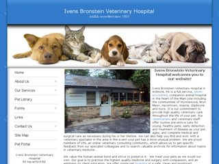 Ivens Bronstein Veterinary Hospital Ardmore