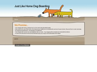 Just Like Home Pet Boarding | Boarding