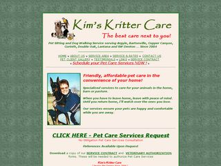 Photo of Kims Kritter Care in Argyle