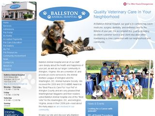 Ballston Animal Hospital Arlington