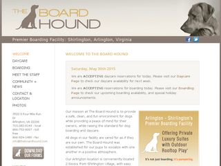 The Board Hound Arlington