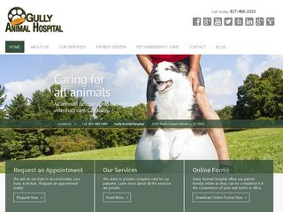 Gully Animal Hospital Arlington