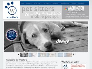 Woofies Dog Walkers Pet Sitters  Mobile P Ashburn