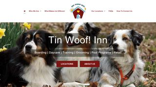 Tin Woof Inn Ashland