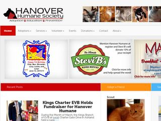 Photo of Hanover Humane Society Brdng in Ashland