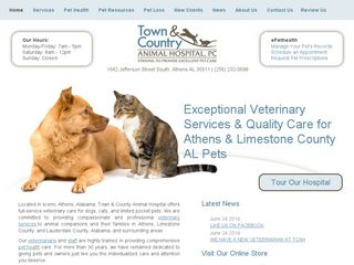 Town Country Animal Hospital | Boarding