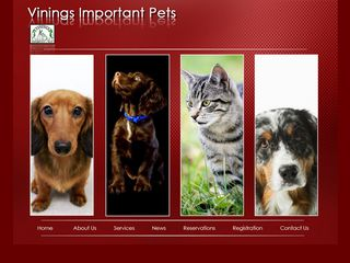 Vinings Important Pets | Boarding