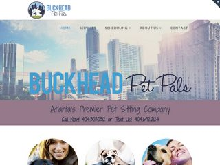 Buckhead Pet Pals | Boarding