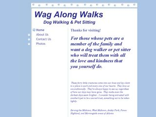 Wag Along Walks | Boarding