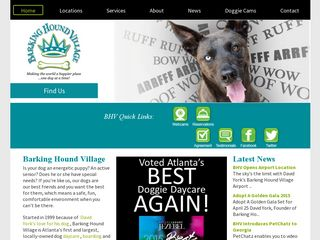 Barking Hound Village | Boarding