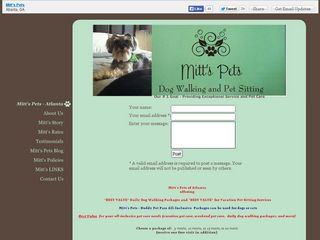 Mitts Pets Atlanta