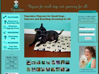 Pupcakes Playcare | Boarding