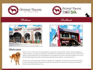 Animal House Pet Groomer | Boarding
