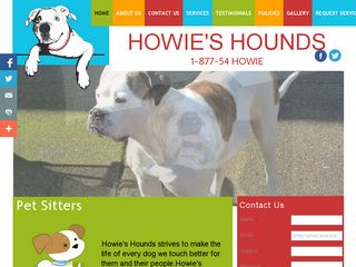 Howies Hounds | Boarding