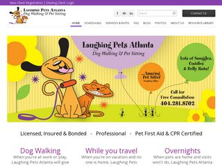 Laughing Pets Atlanta Atlanta