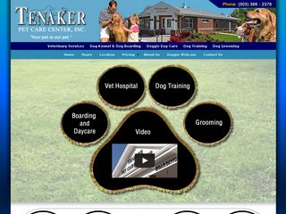 Tenaker Pet Care Center Aurora
