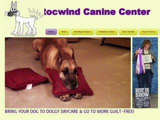 Rocwind Canine Center | Boarding