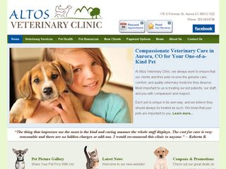 Altos Veterinary Clinic Aurora