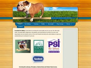 Essential Pet Sitting | Boarding