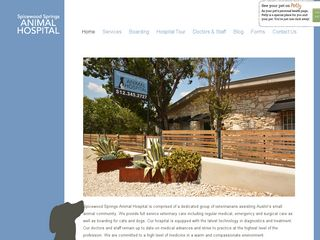 Spicewood Springs Animal Hospital | Boarding