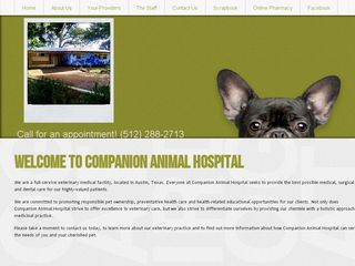 Photo of Companion Animal Hospital in Austin