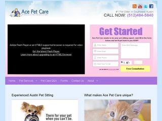 Ace Pet Care | Boarding