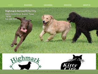 Highmark Kennel Austin
