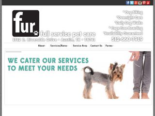 Fur Pet Care Austin