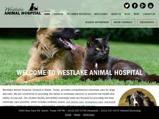 Photo of Westlake Feline Hospital in Austin