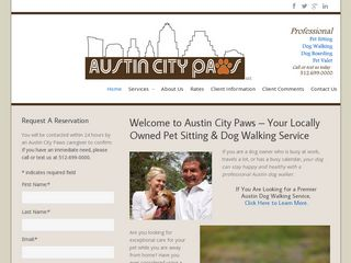 Austin City Paws | Boarding