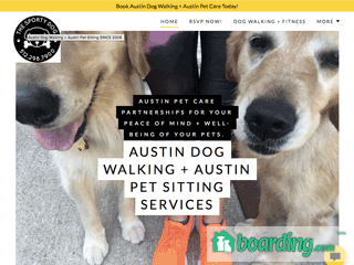 The Sporty Dog, Inc. | Boarding