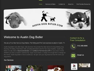 Austin Dog Butler | Boarding