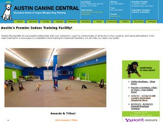 Joyce Morgans Dog Training Austin