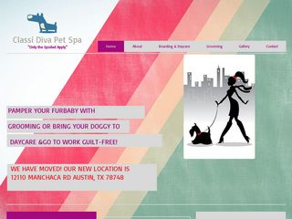Classi Diva Pet Spa | Boarding