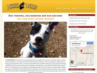 Howl N Woof Dog Day Care and Training Austin
